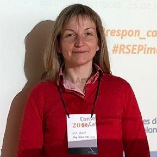 [Entrevista] Lucía García: es pretén seguir participant en el desenvolupament i posada en marxa d'indicadors d'ODS i metodologies per poder impregnar-en totes les àrees de la nostra organització