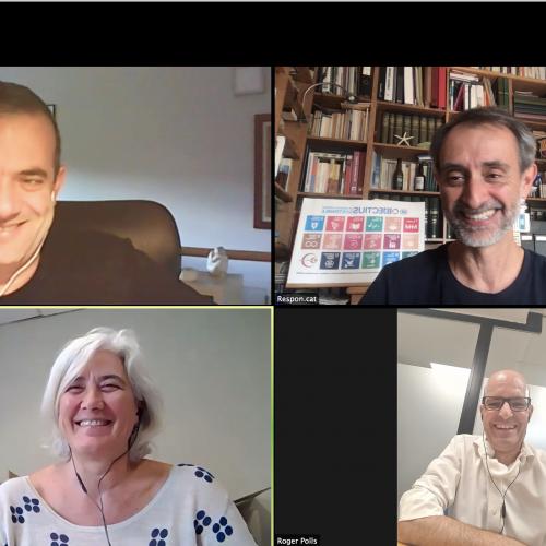 Reunió virtual: El paper de l'RSE en l'estratègia catalana de compra i licitació pública