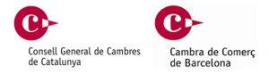 Logo Consell de Cambres i Cambra de Comerç de Barcelona