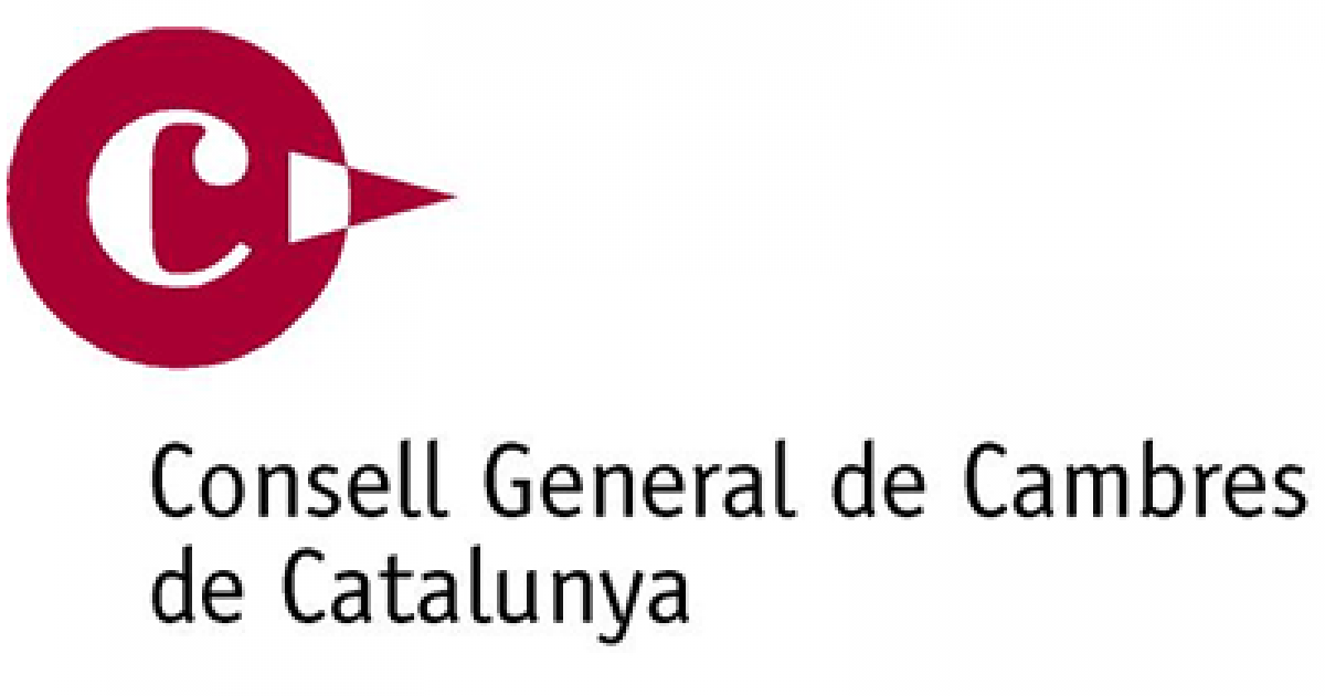 Logo Consell General de Cambres de Catalunya