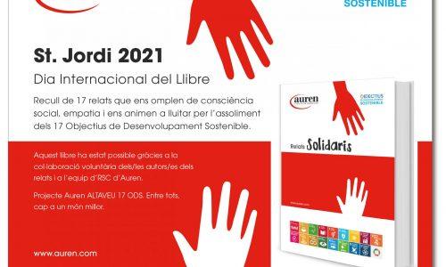 Auren proposa 17 relats amb consciència social en el marc del projecte Auren Altaveu 17 ODS