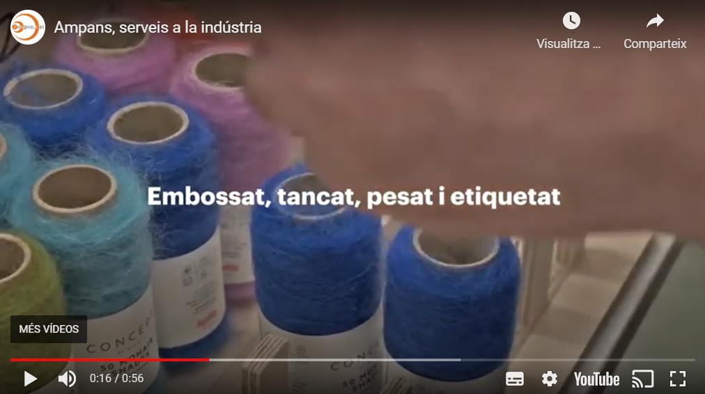 Producte-Ampans-Serveis a la Indústria