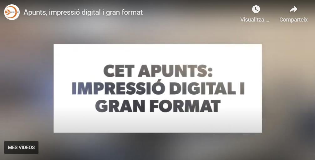 Producte-CET Apunts-Impressió Gran Format