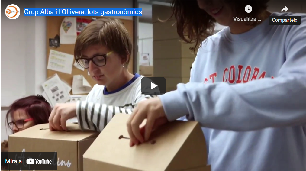 Producte-Grup Alba-Lots Gastronòmics