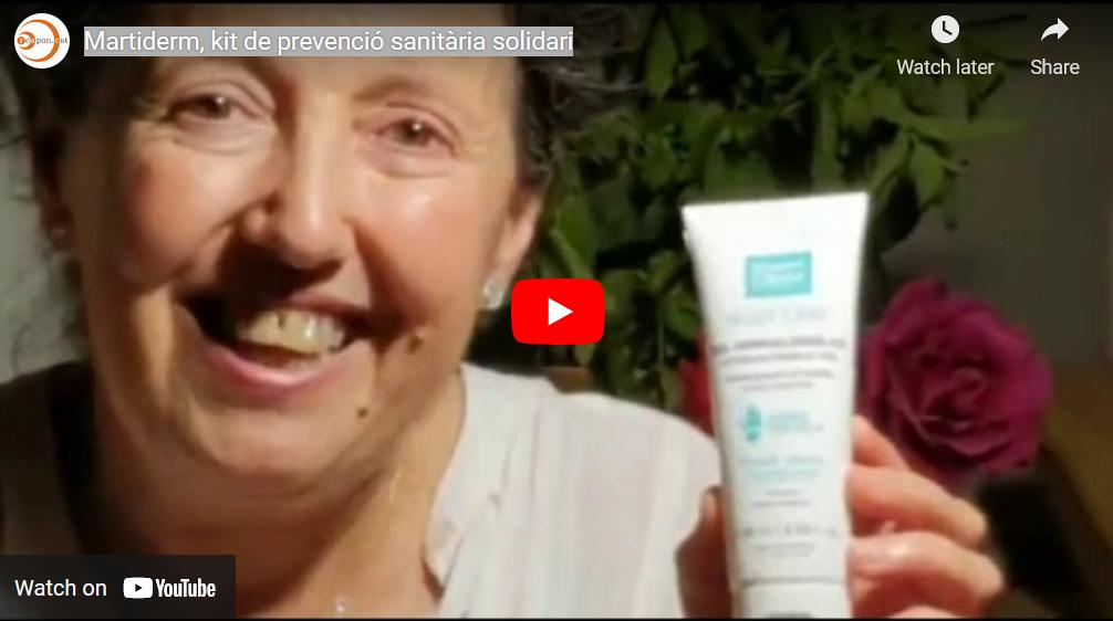 Producte-Martiderm-Kit prevenció sanitària solidari