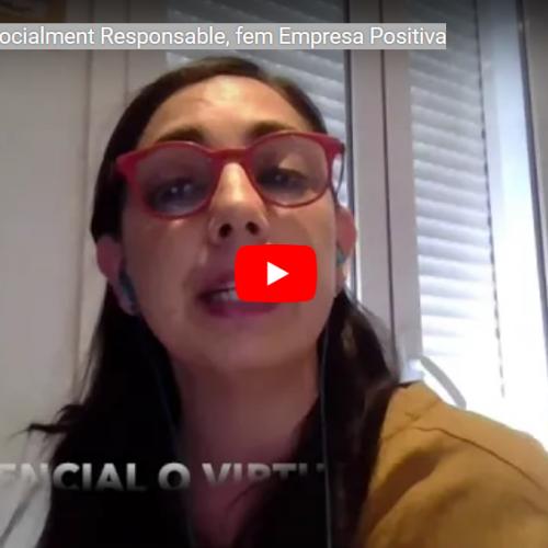 TSR Territori Socialment Responsable: Fem Empresa Positiva