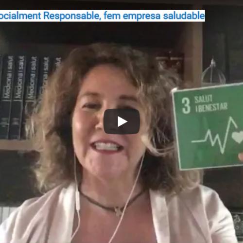 TSR Territori Socialment Responsable: Fem empresa saludable, estudi biohabitabilitat