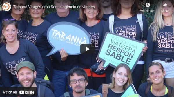 Producto-Tarannà-Turismo Responsable