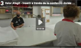 """La Fundació Ared al programa """"Valor Afegit"""" de TV3"""